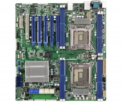ASROCK EP2C602 ( DUAL CPU SERVER / WORKSTATION )