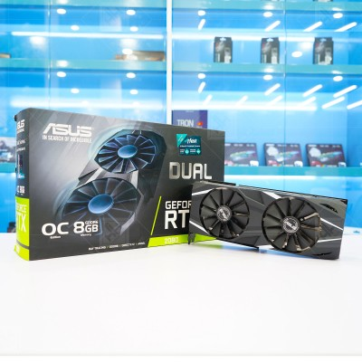 ASUS Dual GeForce RTX 2080 OC Edition 8GB