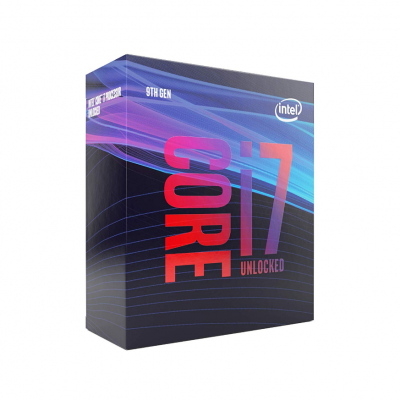 CPU Intel Core i7 9700KF (Up to 4.90Ghz/ 12Mb Cache, Coffee Lake)
