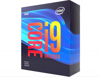 CPU Intel Core i9-9900KF (3.60Ghz - 5.00GHz / 16MB / 8 Cores, 16 Threads / Socket 1151)