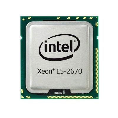 CPU INTEL XEON E5-2680 2.7 GHZ / 20MB / 8 CORES 16 THREADS / SOCKET 2011