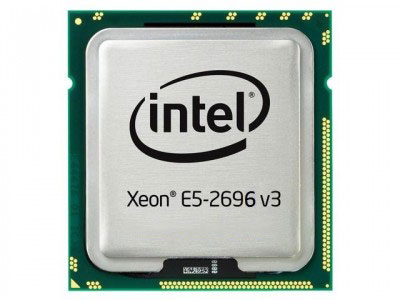 CPU Intel Xeon E5-2696v3 2.30 GHz / 45MB / 18 Core / 36 Thread / Socket 2011-3