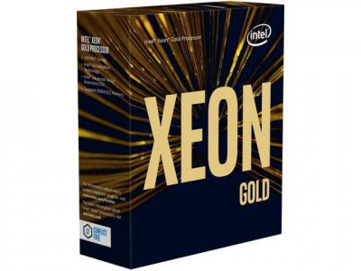CPU Intel Xeon Gold 6148 (2.40GHz / 27.5MB / 20 Cores, 40 Threads / LGA3647)