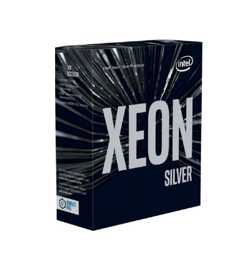 CPU Intel Xeon Silver 4110 (2.10GHz / 11MB / 8 Cores, 16 Threads / LGA3647)