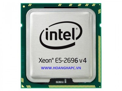 Intel Xeon E5-2696v4 2.20 GHz / 55MB / 22 Core / 44 Thread / Socket 2011-3