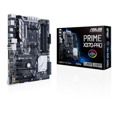 Main Asus PRIME X370 PRO (Chipset AMD X370/ Socket AM4/ VGA onboard)