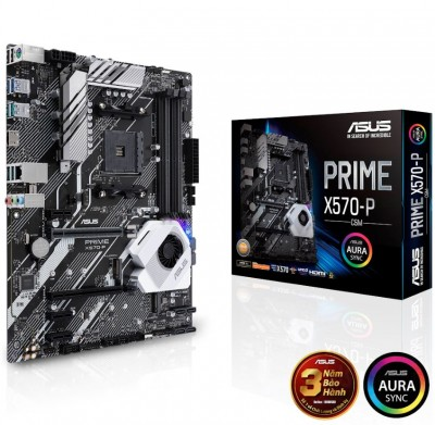 Mainboard ASUS PRIME X570-PRO/CSM AM4