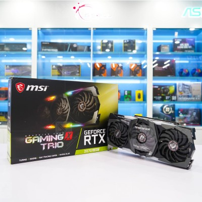 VGA MSI GeForce RTX 2070 SUPER GAMING X TRIO 8G